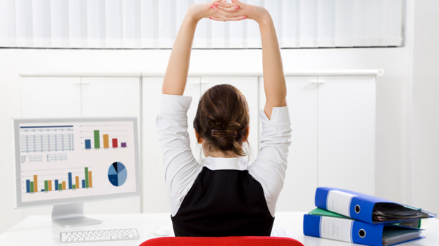 3 Office Habits That Promote Better Health